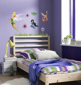 Disney Edition 1 Muursticker Kinderkamer Komar - Fairies