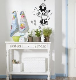Disney Edition 1 Muursticker Kinderkamer Komar - Minnie Scream