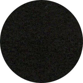 Coart Muursticker Coart - Luna (Zwart)