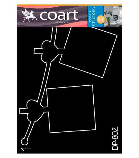 Coart Muursticker Coart - Fotoslinger