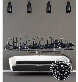 RAP Muursticker Coart - Istanbul Kristal
