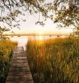 Into Illusions Edition 2 Fotobehang Komar Natuur Behang Lakeside