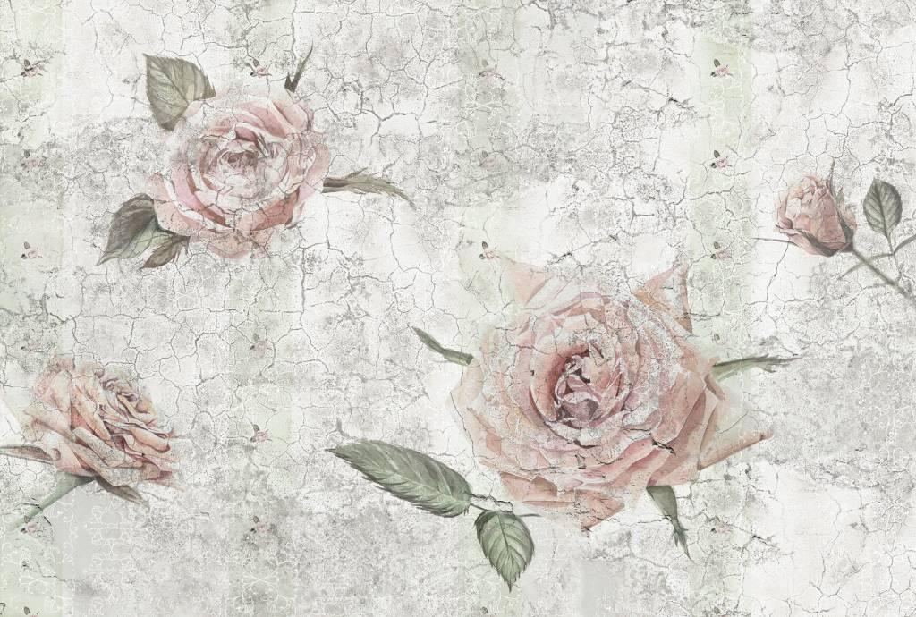 Into Illusions Edition 2 Fotobehang Komar Bloemen Behang Tantinet