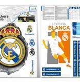 Imagicom Muursticker Imagicom - Real Madrid Logo Hole