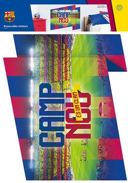 Imagicom Muursticker Imagicom - FC Barcelona Stadion
