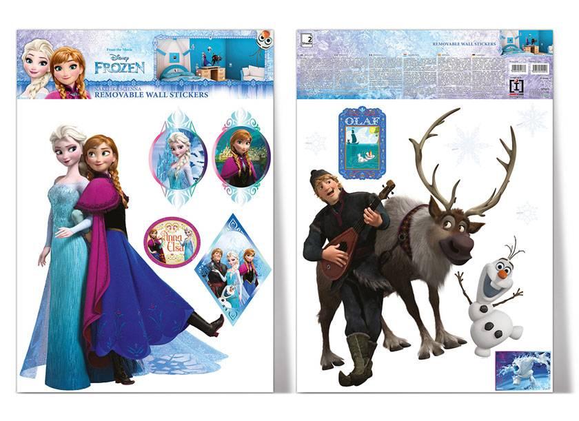 Imagicom Muursticker Imagicom - Disney Frozen