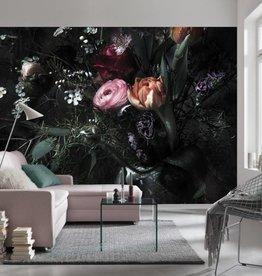 Flower & Textures Edition 1 Fotobehang Komar - Bloemen behang Still Life