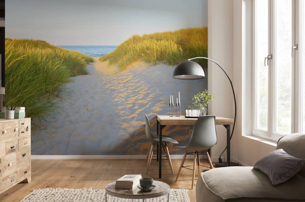 Scenics Edition 2 Fotobehang Komar - Natuur behang Sandy Path