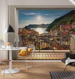Scenics Edition 2 Fotobehang Komar - Steden behang Vernazza