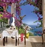 Scenics Edition 2 Fotobehang Komar - Steden behang Amalfi