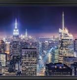 Scenics Edition 2 Fotobehang Komar - Steden behang Sparkling New York