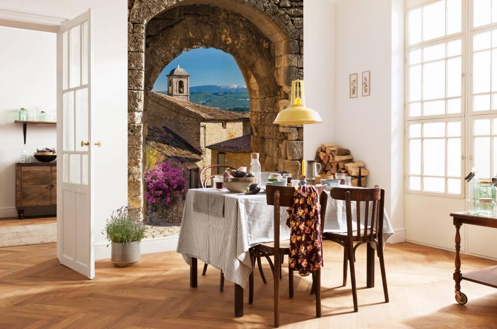 Scenics Edition 2 Fotobehang Komar - Steden behang France