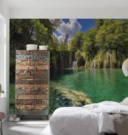 National Geographic Fotobehang Komar - Natuur behang Eden Falls