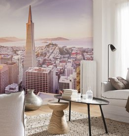National Geographic Edition 1 Fotobehang Komar - Steden behang San Francisco Morning
