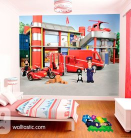Walltastic Kinderbehang Walltastic XXL - Pieter Post