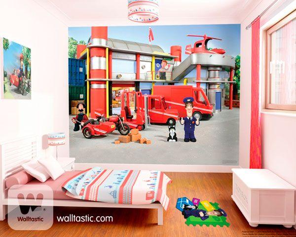 Walltastic Kinderbehang Walltastic XXL - Pieter Post