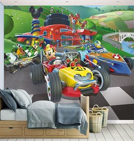Disney Kinderbehang Walltastic XXL - Disney Mickey Mouse (2018)