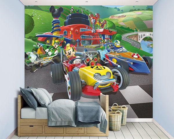 Disney Edition 1 Kinderbehang Walltastic XXL - Disney Mickey Mouse (2018)