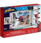 Disney Edition 1 Kinderbehang Walltastic Pop Out - Spiderman