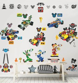Disney Muursticker Walltastic S - Disney Mickey Mouse