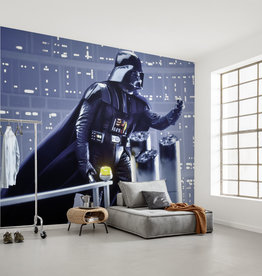 Disney Edition 4 Kinderbehang Komar - Kinderkamer behang Star Wars Classic Vader Join the Dark Side