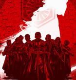 Disney Edition 4 Kinderbehang Komar - Kinderkamer behang Star Wars Supreme Leader