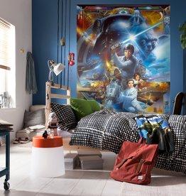 Disney Edition 4 Kinderbehang Komar - Kinderkamer behang STAR WARS LUKE SKYWALKER