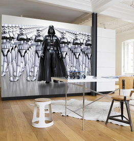 Disney Edition 4 Kinderbehang Komar - Kinderkamer behang  STAR WARS IMPERIAL FORCE