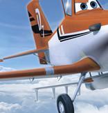 Disney Edition 4 Kinderbehang Komar - Kinderkamer behang DISNEY PLANES ABOVE THE CLOUD