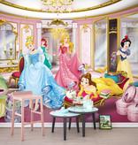 Disney Edition 4 Kinderbehang Komar - Kinderkamer behang PRINCESS MIRROR