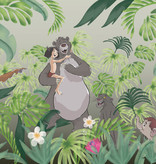 Disney Edition 4 Kinderbehang Komar - Kinderkamer behang Welcome To the Jungle