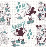 Disney Edition 4 Kinderbehang Komar - Kinderkamer behang Mickey and Friends