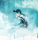 Disney Edition 4 Kinderbehang Komar - Kinderkamer behang Frozen Spirit Of Wonder