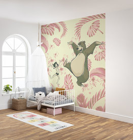 Disney Edition 4 Kinderbehang Komar - Kinderkamer behang Dance the Jungle