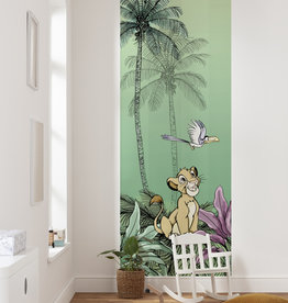 Disney Edition 4 Kinderbehang Komar - Kinderkamer behang Jungle Simba