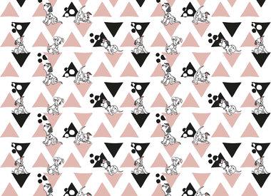 101 Dalmatiërs Kinderbehang