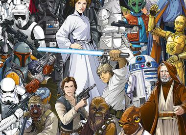 Star Wars Kinderbehang