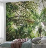 Stefan Hefele Edition 2 Fotobehang Komar - Natuur behang TOUCH THE JUNGLE