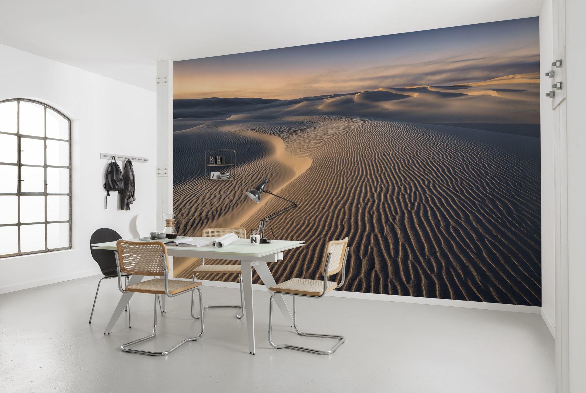 Stefan Hefele Edition 2 Fotobehang Komar - Natuur behang GLOWING LINES