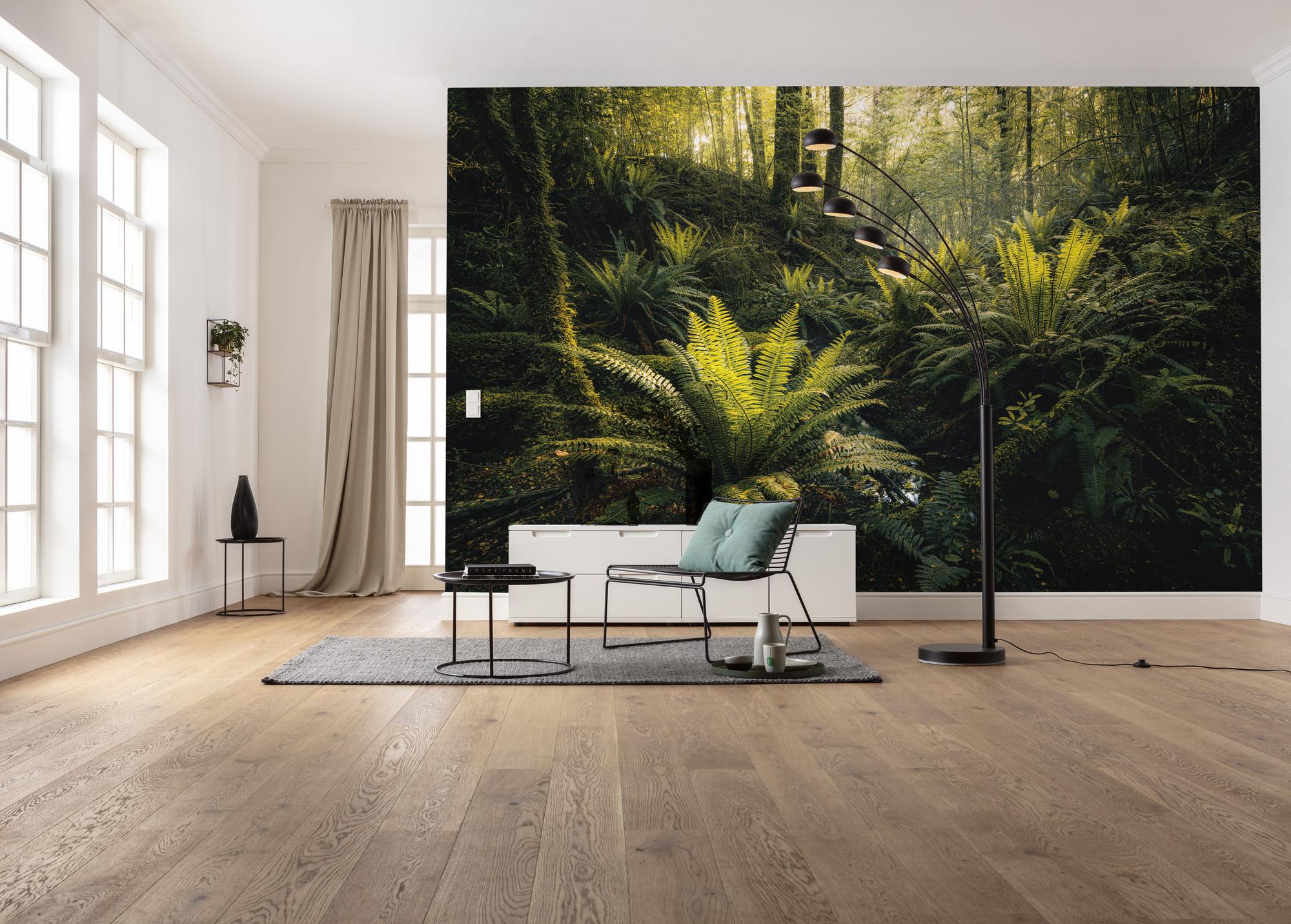 Stefan Hefele Edition 2 Fotobehang Komar - Natuur behang FJORDLAND WOODS