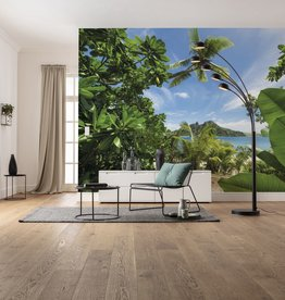 Stefan Hefele Edition 2 Fotobehang Komar - Natuur behang CAST AWAY JUNGLE