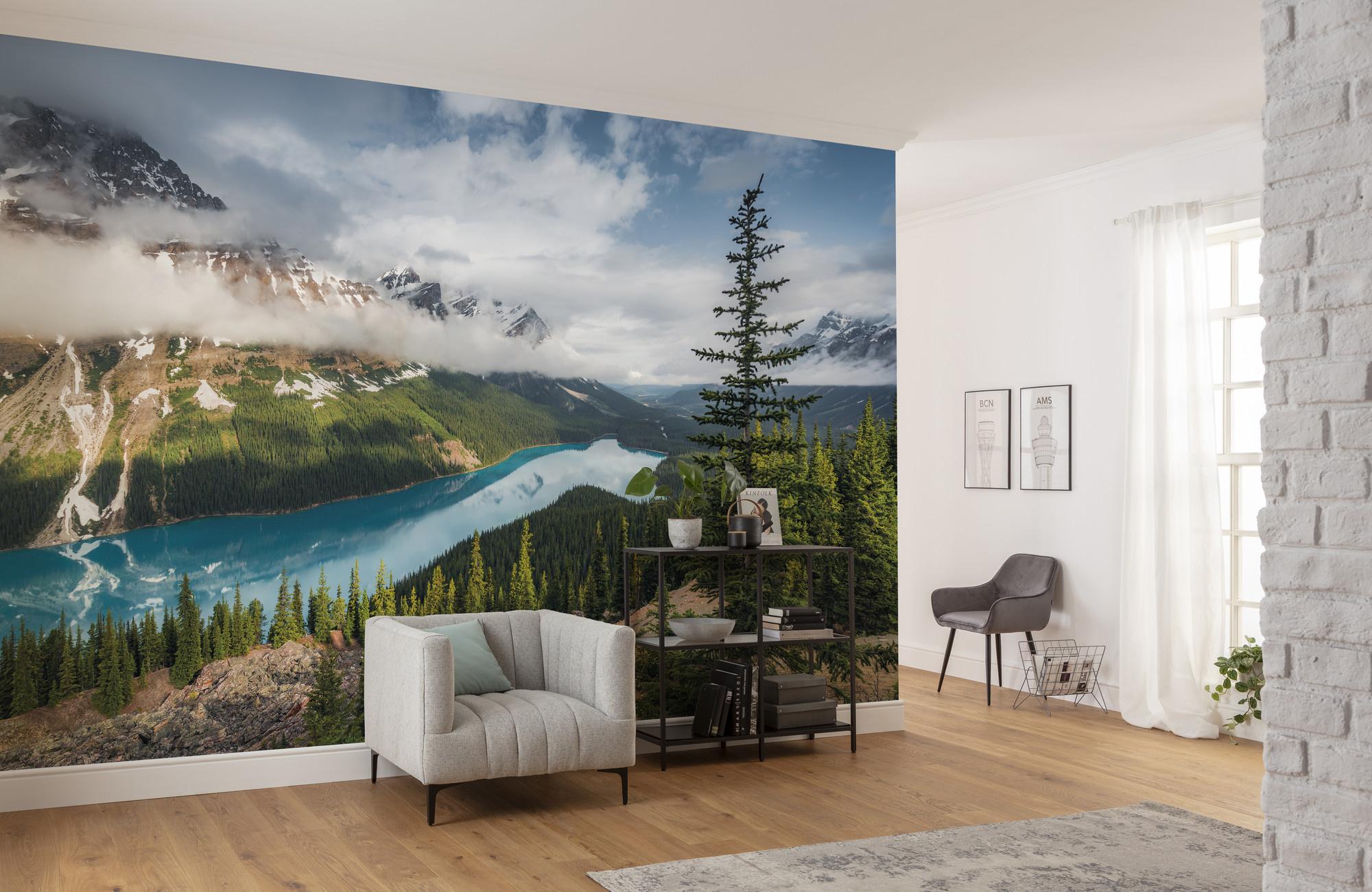 Stefan Hefele Edition 2 Fotobehang Komar - Natuur behang WONDERLAND CANADA