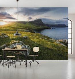 Stefan Hefele Edition 2 Fotobehang Komar - Natuur behang SCOTTISH PARADISE