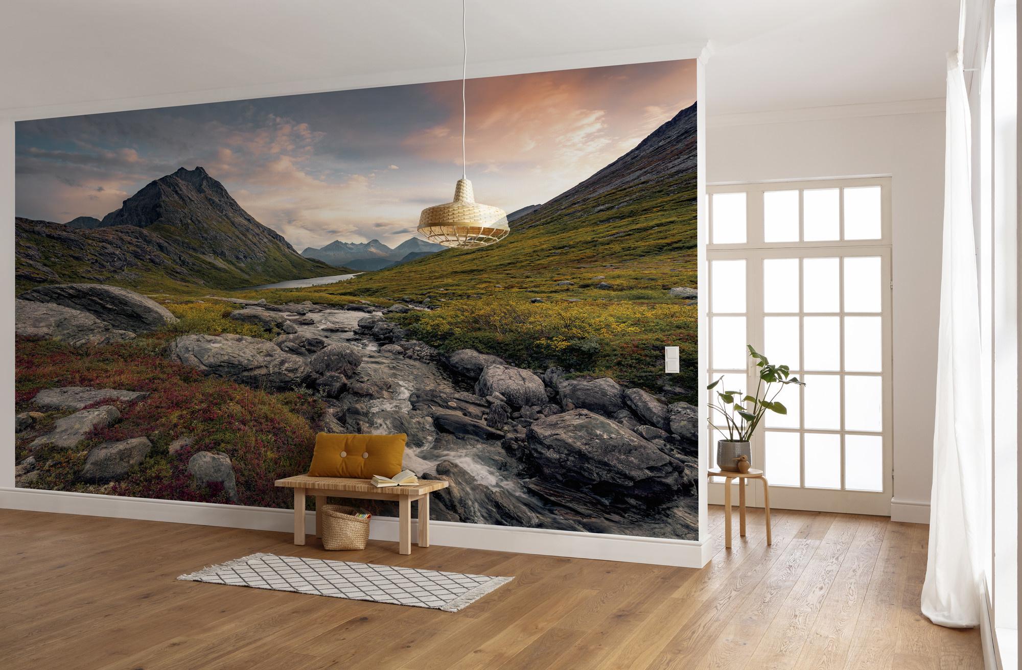 Stefan Hefele Edition 2 Fotobehang Komar - Natuur behang SCHROFFES PARADIES