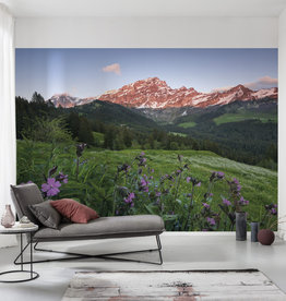 Stefan Hefele Edition 2 Fotobehang Komar - Natuur behang PICTURESQUE SWITZERLAND