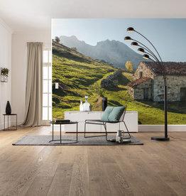 Stefan Hefele Edition 2 Fotobehang Komar - Natuur behang PICOS DE EUROPE ALM