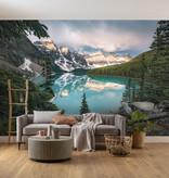 Stefan Hefele Edition 2 Fotobehang Komar - Natuur behang MAGIC MORAINE MORNING