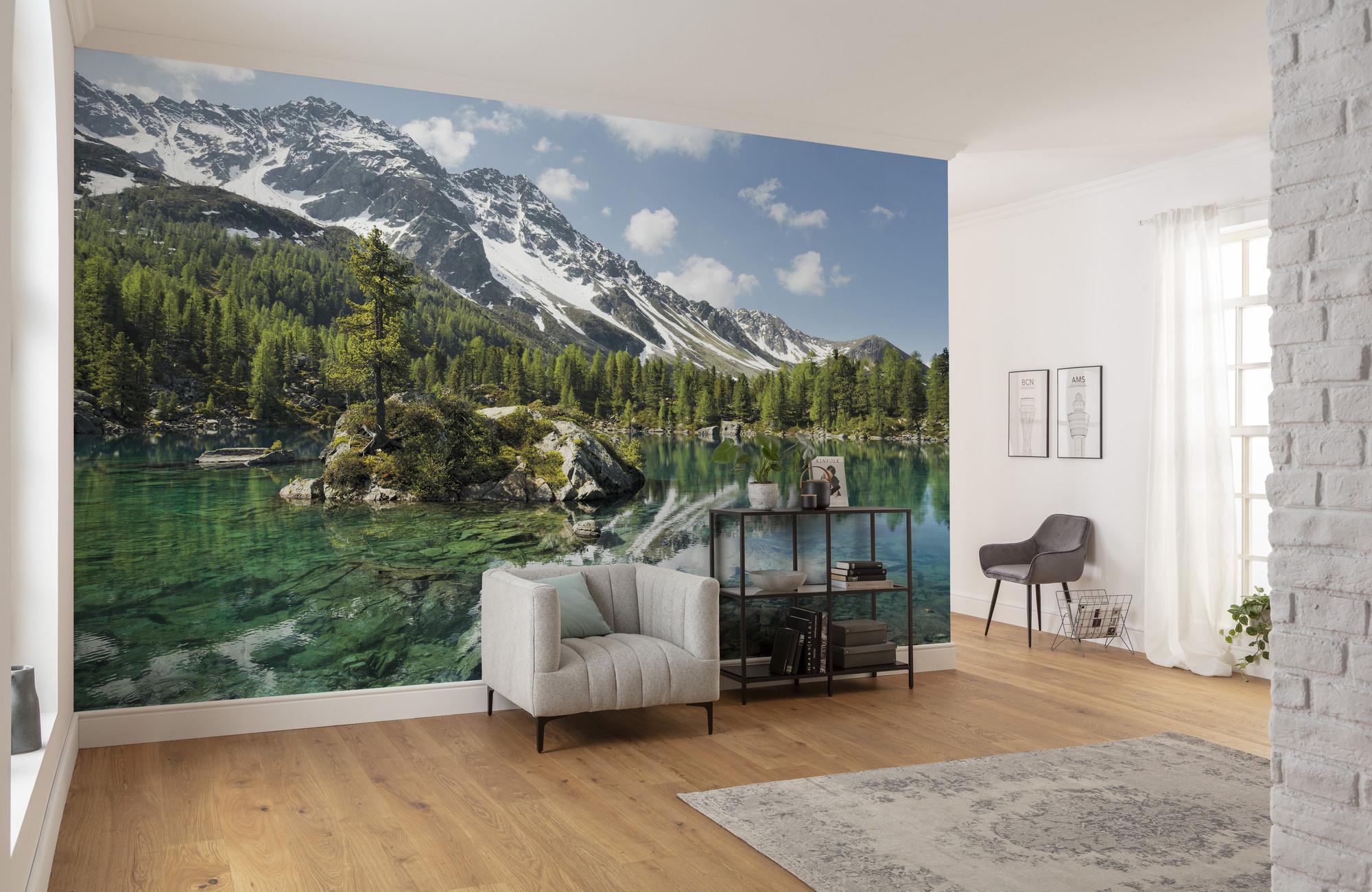 Stefan Hefele Edition 2 Fotobehang Komar - Natuur behang BERGMAGIE