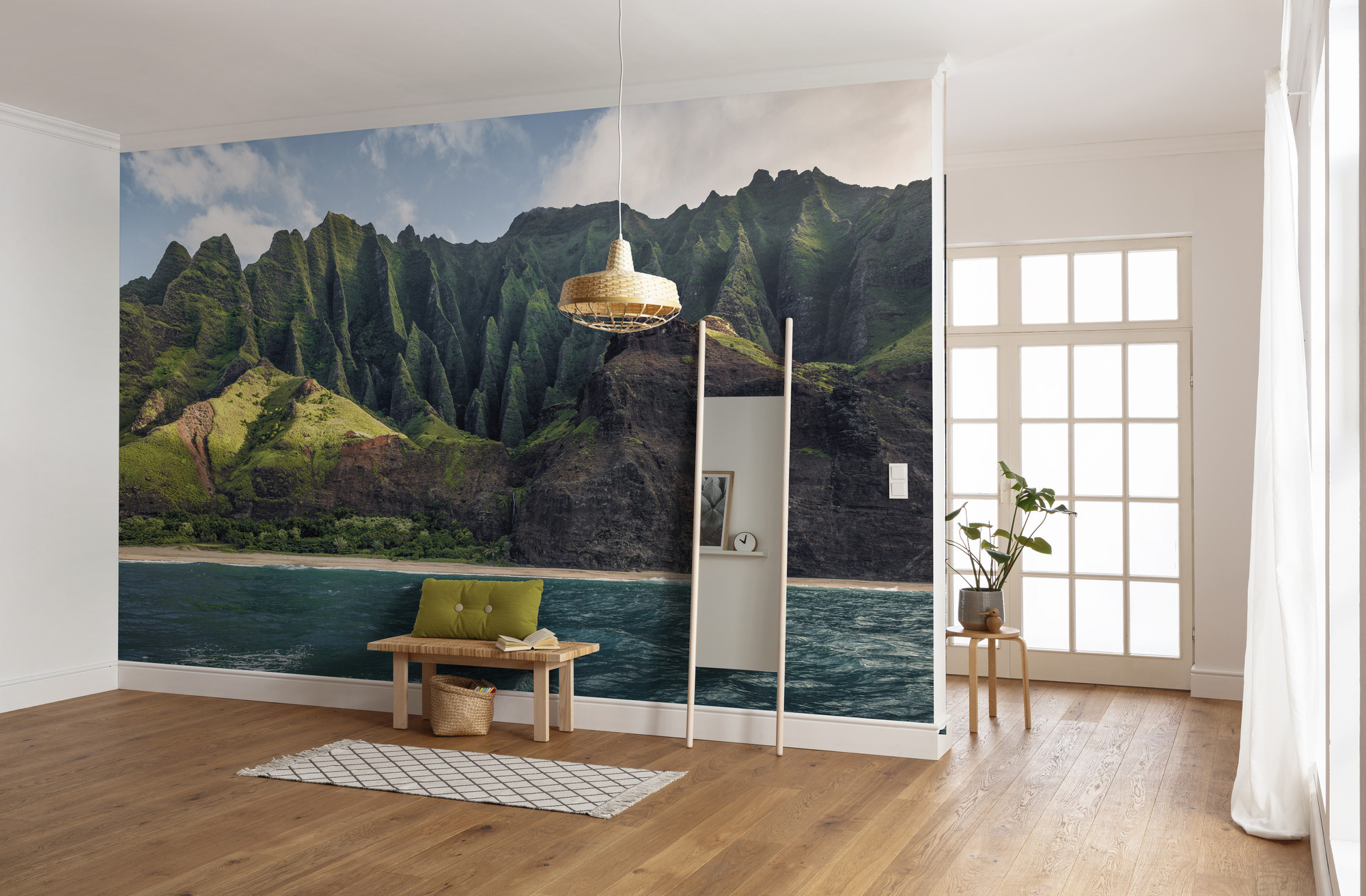 Stefan Hefele Edition 2 Fotobehang Komar - Natuur behang OTHER WORLD