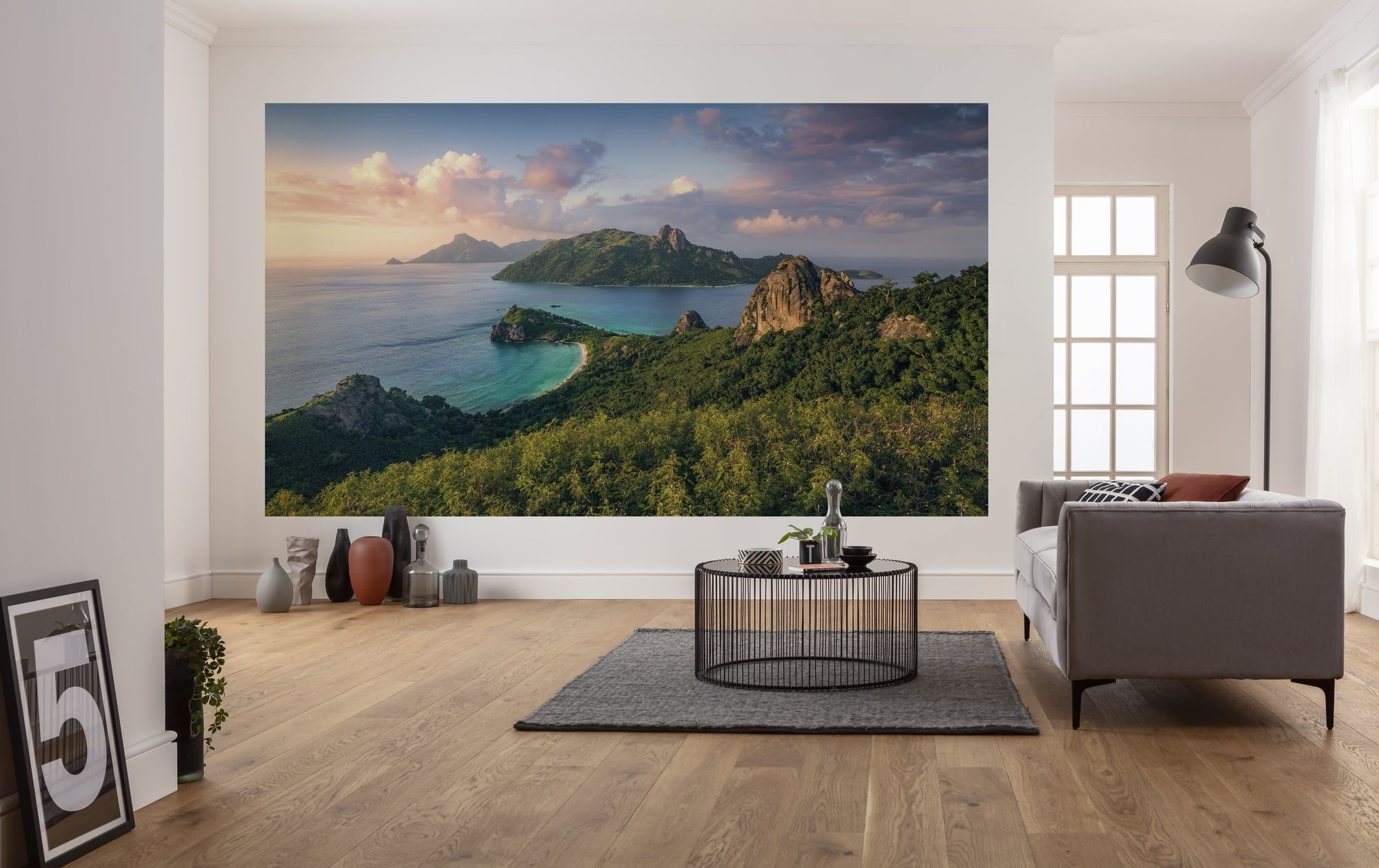 Stefan Hefele Edition 2 Fotobehang Komar - Natuur behang MONKAY ISLAND